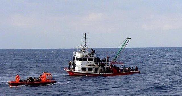 Libya açıklarında İtalyan balıkçı teknesine el konuldu