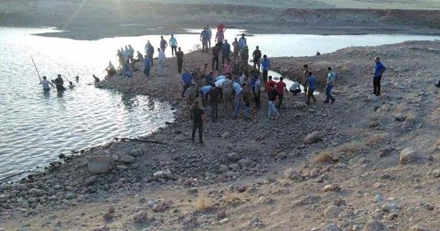 Mardin'in Nusaybin ilçesinde gölette 2 çocuk boğuldu