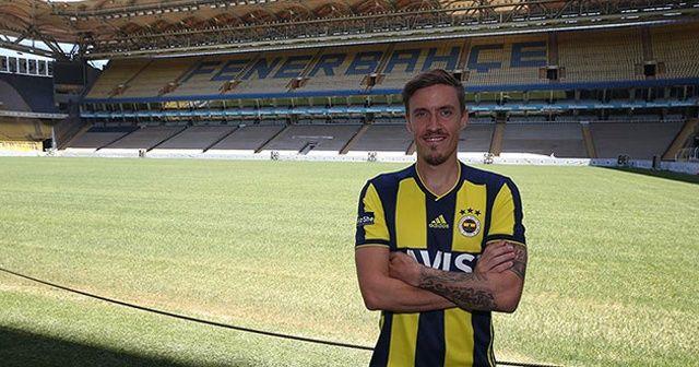 Max Kruse: En doğru karar Fenerbahçe'de olmaktı
