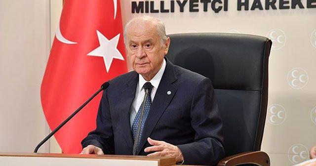 MHP Lideri Bahçeli, Bilecik'te