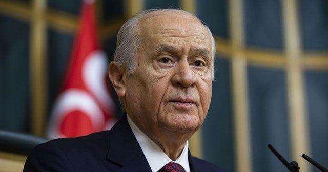MHP Lideri Bahçeli'den S-400 açıklaması!