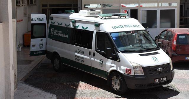 Muğla'da 77 yaşındaki kadının denizde cesedi bulundu