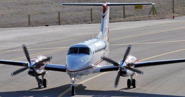 Müjdeli haber geldi! Havadan Fotoğraf Çekim Uçağı teslim edildi