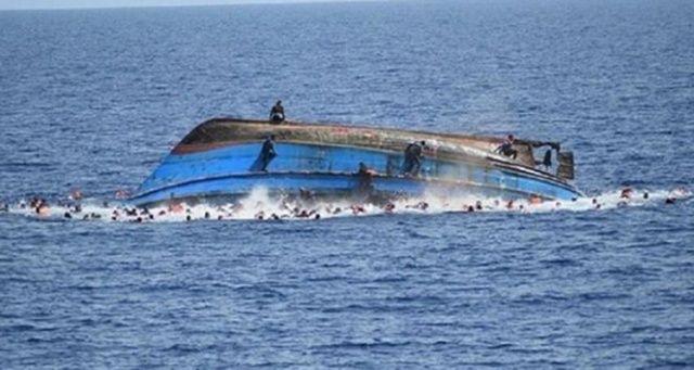 Nijer'de tekne alabora oldu: 11 ölü
