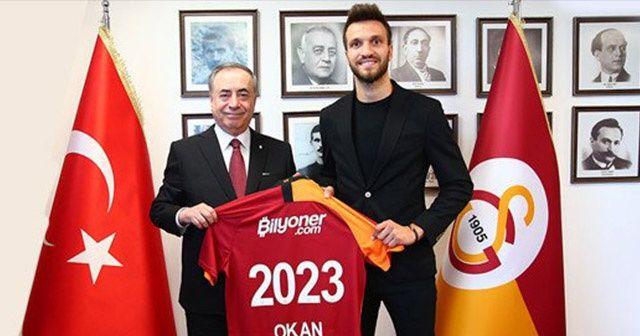 """Okan Kocuk: """"Bu benim ilk Galatasaray formam değil ama en özeli"""""""