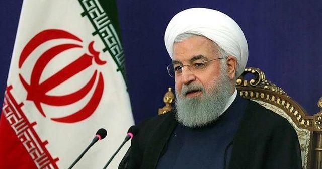 Ruhani'den yeni açıklama: Müzakere kapısı sonuna kadar açık