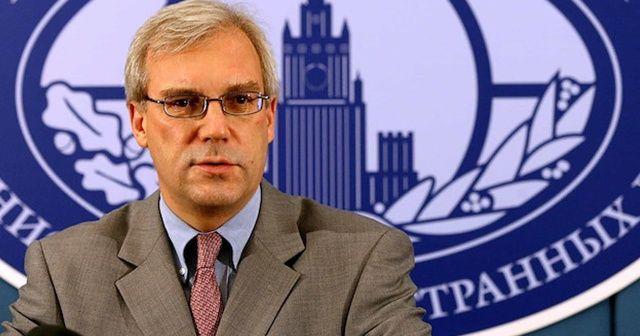 Rusya Dışişleri Bakan Yardımcısı Grushko'dan Türkiye açıklaması