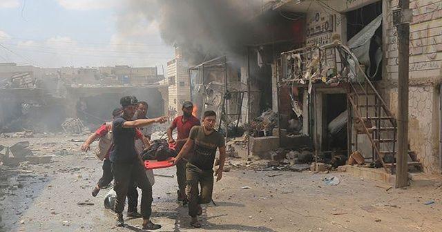 Rusya İdlib'de rejime kara gücüyle de destek veriyor