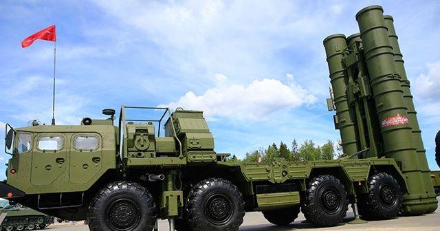 S-400'ler üç parti şeklinde teslim edilecek