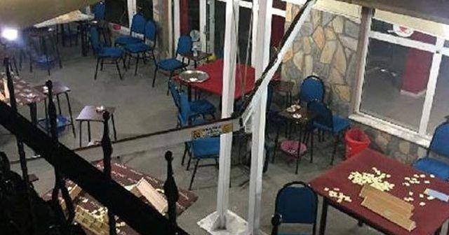 Samsun'da kahvehanede silahlı kavga: 1 yaralı
