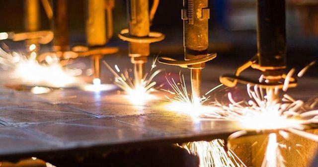 Sanayi üretimi Mayıs'ta azaldı