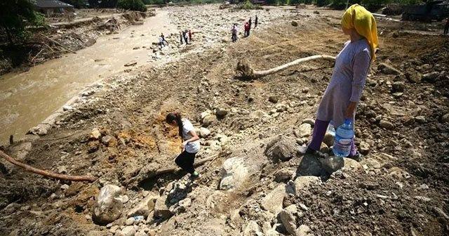 Sel felaketi hayvancıları da vurdu