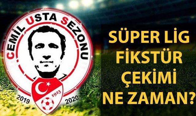 Süper Lig fikstür çekimi ne zaman? Süper Lig fikstür çekimi sonuçları? Süper Lig fikstür çekimi ne zaman ve saat kaçta yapılacak?