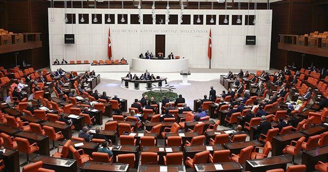 TBMM'den, 'Doğu Akdeniz' için ortak bildiri