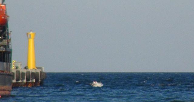 Tekne alabora oldu, 4 kişi kurtarıldı