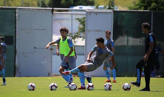 Trabzonspor kuvvet depoladı