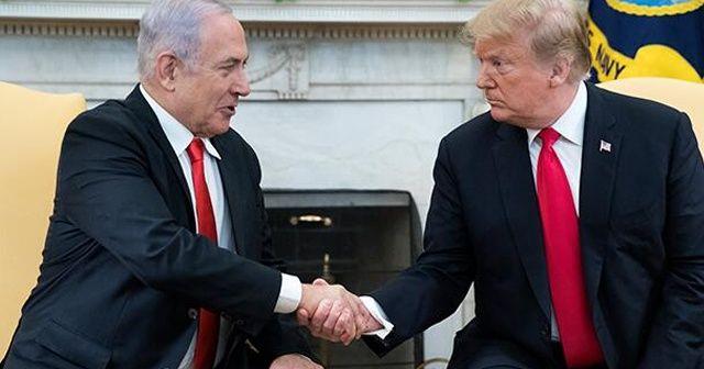 Trump ile Netanyahu'dan 'İran' zirvesi