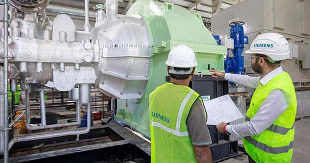 Türkiye'nin en büyük ikinci biyokütle santralinin tercihi Siemens oldu