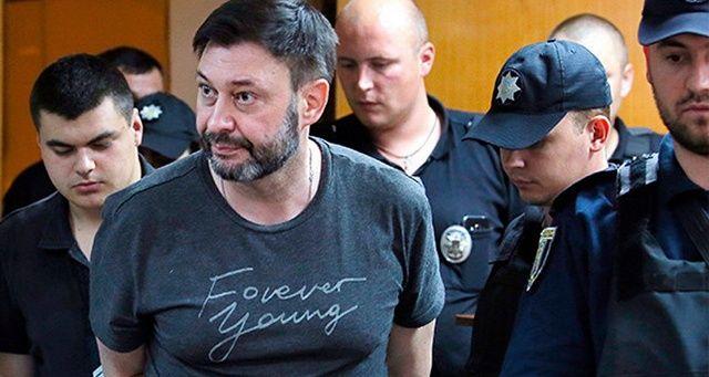 Ukrayna, Rus gazetecinin tutukluluk süresini uzattı