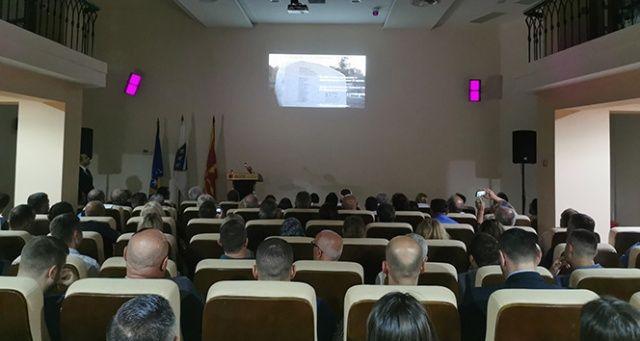 Üsküp'te Srebrenitsa Katliamını Anma Programı düzenlendi