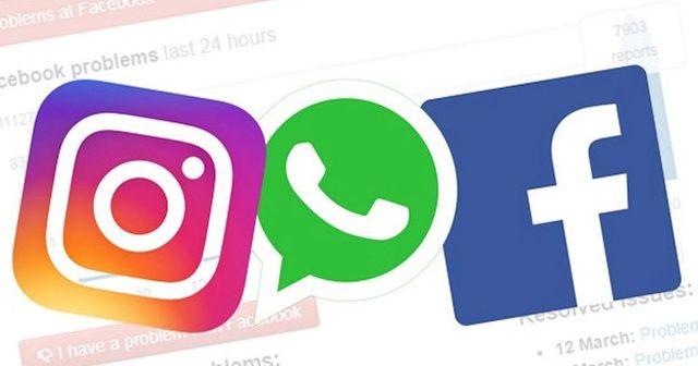 Whatsapp, Facebook ve Instagram çöktü mü? Bakanlıktan açıklama