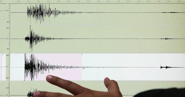 Yalova'da 3,3 büyüklüğünde deprem