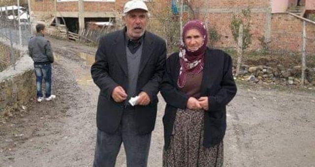 Yaşlı adam arazide ölü olarak bulundu