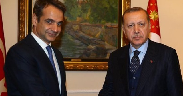 """Yunan Başbakan'dan Cumhurbaşkanı Erdoğan'a """"cesur adım"""" mesajı"""