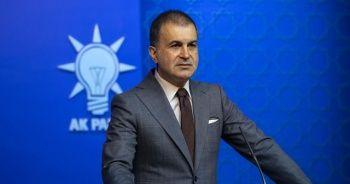 AK Parti Sözcüsü Çelik: Vatandaşlarımızın derhal serbest bırakılmasını istiyoruz