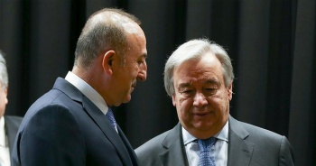 Bakan Çavuşoğlu, BM Genel Sekreteri Guterres ile telefonda görüştü