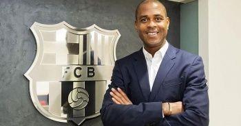 Barcelona'dan Patrick Kluivert'e görev