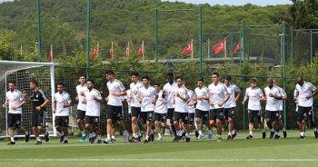 Beşiktaş'ta hazırlıklar devam ediyor!
