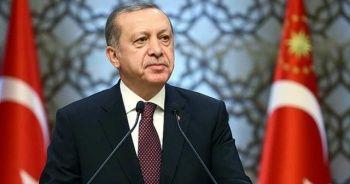 Cumhurbaşkanı Erdoğan: Çin ile ticaret hacmimizi artırma konusunda mutabıkız