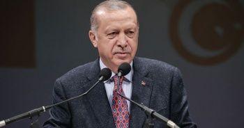 Cumhurbaşkanı Erdoğan: Hedefimiz 2023 yılında uluslararası öğrenci sayımızı 200 bine çıkarmak