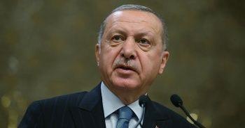 Cumhurbaşkanı Erdoğan Mirziyoyev ile telefonda görüştü
