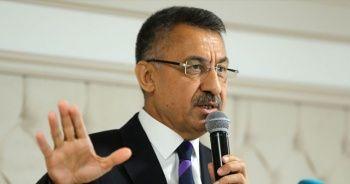 """Cumhurbaşkanı Yardımcısı Oktay'dan """"15 Temmuz"""" paylaşımı"""