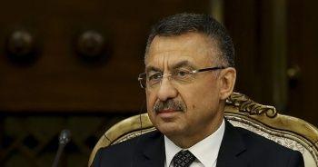Cumhurbaşkanı Yardımcısı Oktay Tunus'a gidecek
