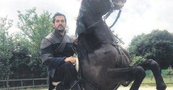 Diriliş Osman'ın Osman Gazi'si Burak Özçivit dizi için şaha kalktı