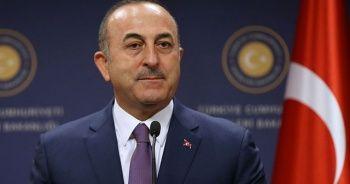 Dışişleri Bakanı Çavuşoğlu: ABD'nin getirdiği yeni öneriler tatmin eder düzeyde değil