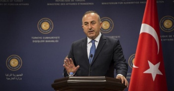 Dışişleri Bakanı Çavuşoğlu Bosna Hersek'te