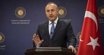 """Dışişleri Bakanı Çavuşoğlu: """"Saldırı 3 kişi tarafından düzenlendi"""""""