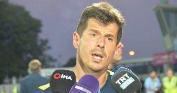 """Emre Belözoğlu: """"Fenerbahçe bizim gönlümüzde dünyanın en büyük takımı"""""""