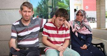 Engelli çocuk kaybolduktan 18 saat sonra menfezde bulundu