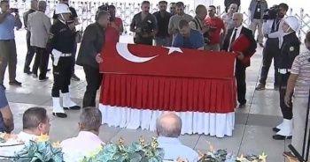 Erbil şehidi diplomat Osman Köse'ye son veda