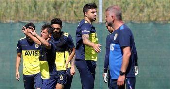 Fenerbahçe, günün ilk çalışmasını tamamladı