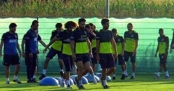 Fenerbahçe'yi sıcak hava terletti!
