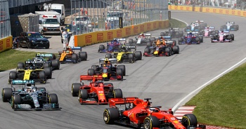Formula 1'de heyecan Büyük Britanya Grand Prix'sinde