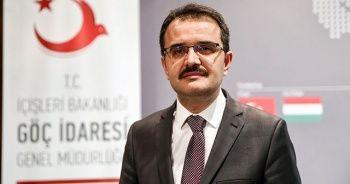 Göç İdaresi Genel Müdürü Ayaz'dan Suriyeliler ile ilgili açıklama