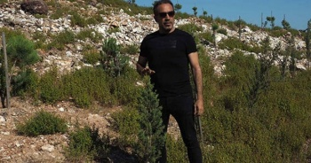 Haluk Levent'i rahatlatan görüntü: Gelip yakından görmek istedim
