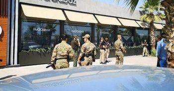 Hindistan'dan Erbil'deki saldırıya kınama